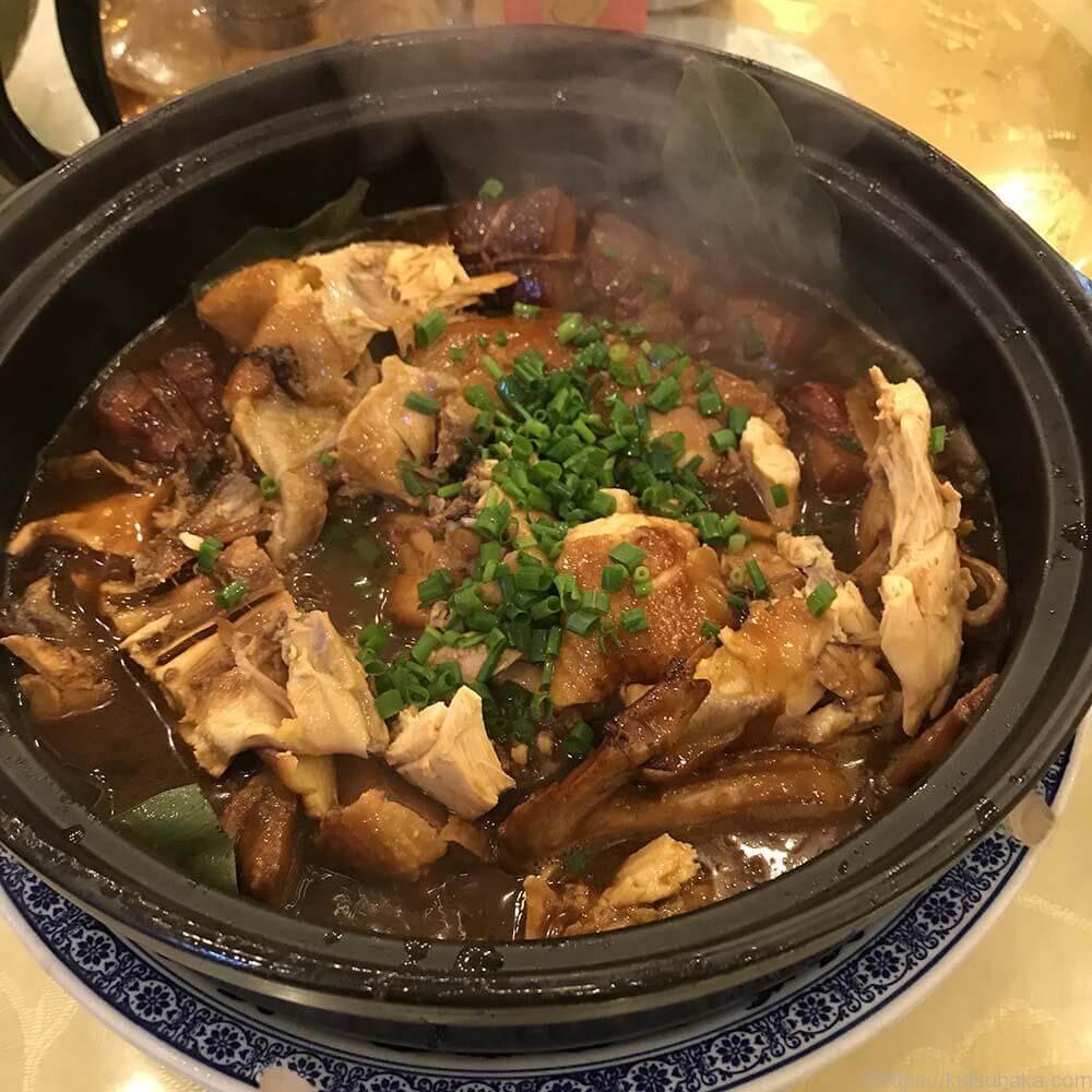 靴バカ.com 中国杭州料理 東坡肉