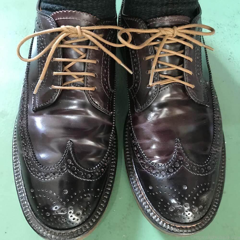 靴紐の結び方 パラレルとアンダーラップ 靴バカ.com