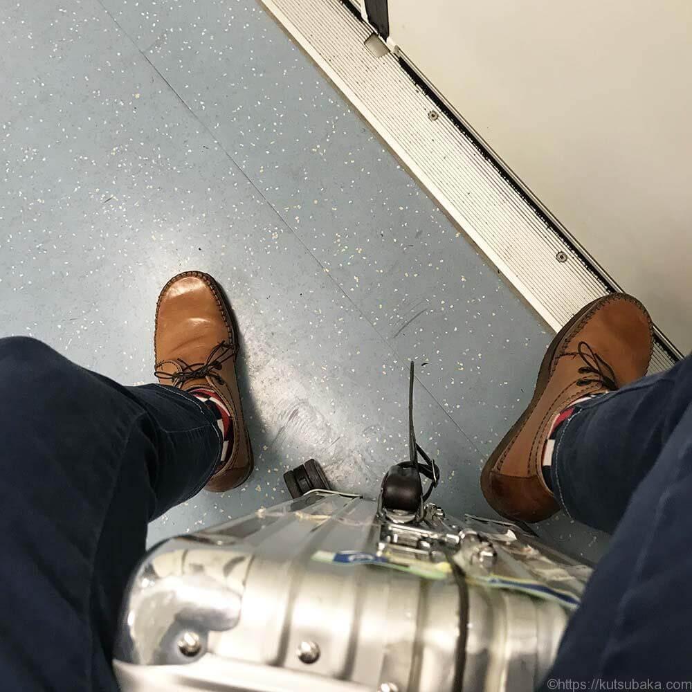 上海地下鉄 靴バカ.com